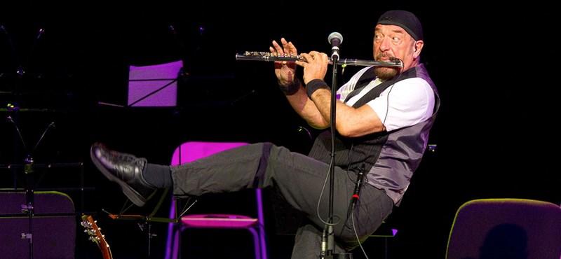 A Jethro Tull jubileumi turnéja jövőre Budapestet is érinti