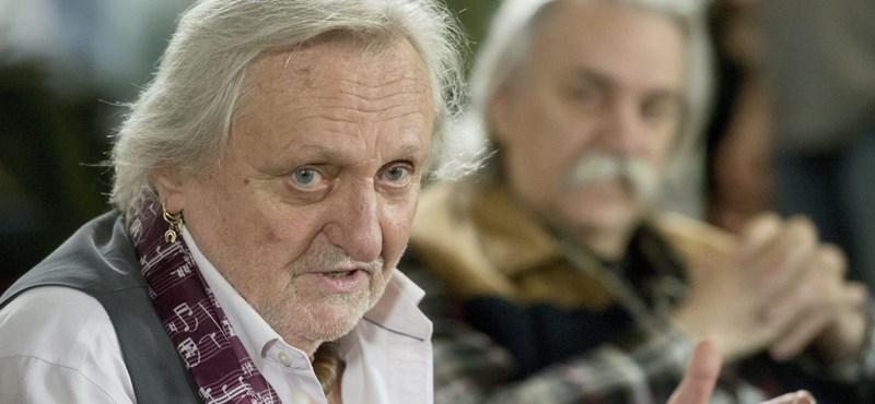Súlyos állapotban fekszik kórházban Benkő László