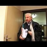Videó: Magyar György többször felemelte a hangját az oszlopperen