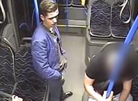 Alvó utast fosztottak ki, keresi őket a rendőrség – videó