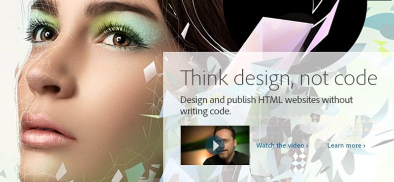 Megérkezett az Adobe Muse: webszerkesztés teljes kényelemben!