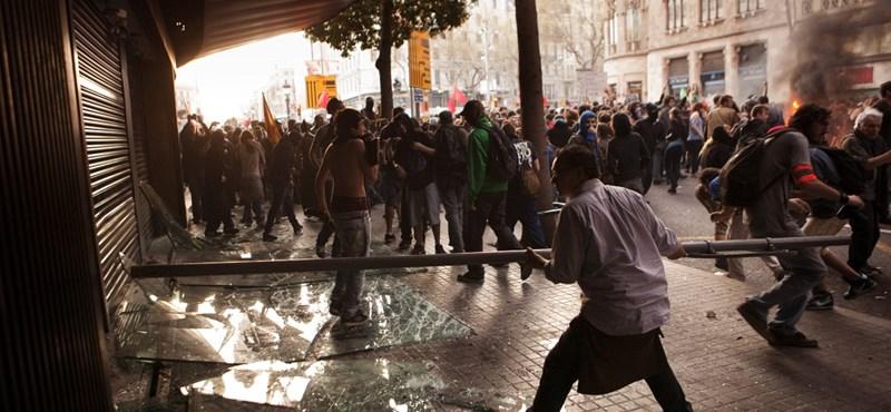 Átmenetileg visszaállítják a határellenőrzést Spanyolországban