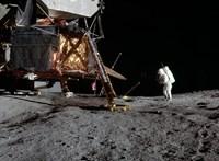 """Itt követheti """"élőben"""" a holdra szállást"""