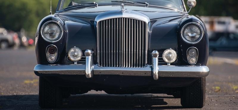 """""""Gyors és kiváló autót akartam építeni"""" - a Bentley rövid története"""