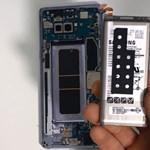 Elismerte a Samsung: a Galaxy Note8-cal is lehetnek akkuproblémák