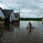 Öt lakóházat le kell bontani Hernádszentandráson az árvíz miatt