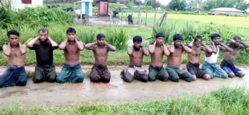 Mianmari katonai vezetőket tiltott le a Facebook