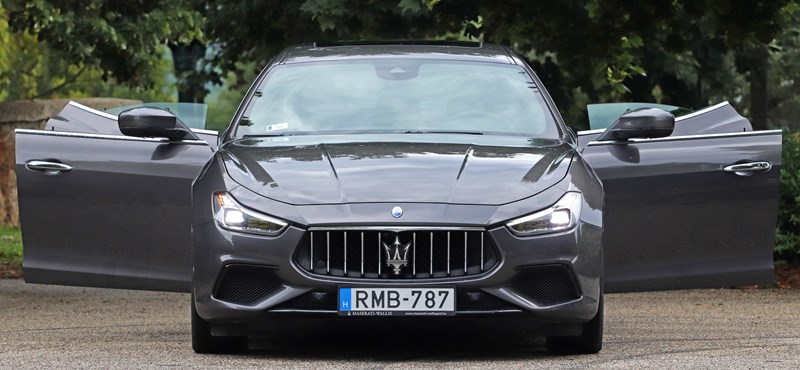 Szívében Ferrari: teszten a Maserati Ghibli S Q4