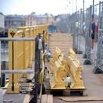 Alakul a Margit híd, jönnek a lezárások