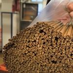 Rengeteg dohányt akasztottak meg Antwerpenben