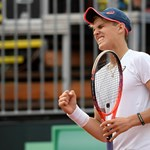 Bravúros győzelmet aratott Piros Zsombor a Davis-kupán