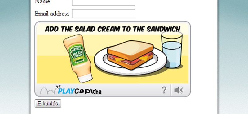 Bosszantotta már egy CAPTCHA? Végre megtalálták azt, amelyik nem fogja