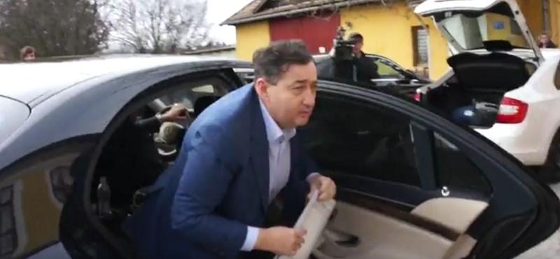 Mészáros Lőrinc ingatlanbefektetőként is nagyot kaszált