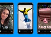 Az Instagram egyik legjobb funkciója is bekerül a Messengerbe, és jön egy, amivel a szelfizés is jobb lesz