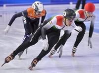 Kettős magyar siker a Liu fivérektől 1000 méteren a korcsolya Eb-n
