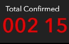 Átlépte az egymilliót a koronavírussal fertőzöttek száma a világban
