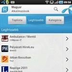 Már az Android Marketen a Telenor legújabb alkalmazásai!