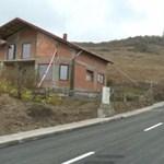 Átadtak egy utat Romániában, ami a semmibe vezet