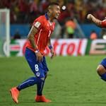 100-szoros chilei válogatottat szerződtet a Barcelona