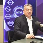 Orbán: Magyarország nincs rászorulva senkinek a pénzére