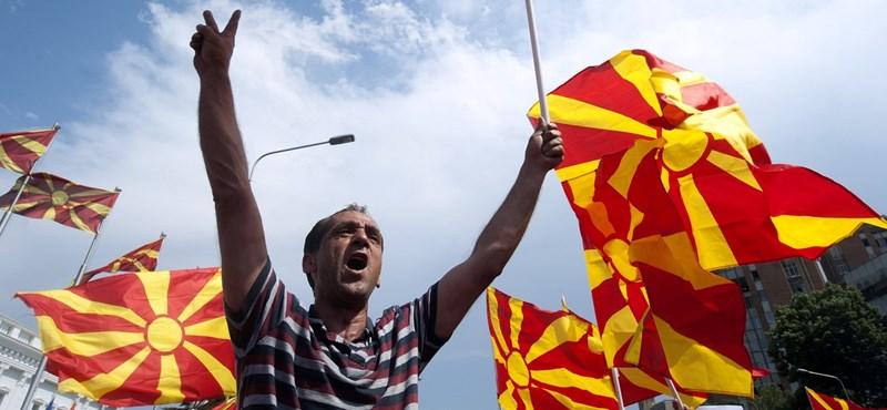 Még egy lépéssel közelebb vagyunk Észak-Macedóniához