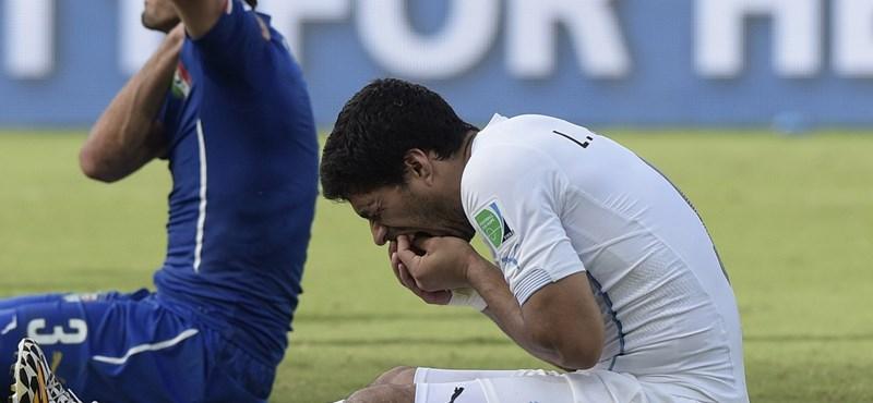 Suárez eltiltása marad, de edzhet, és más is szabad neki