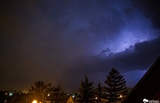 Lecsapott a vihar az országra