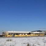 Így néz ki most a ferihegyi reptér félkész utasmólója – fotók