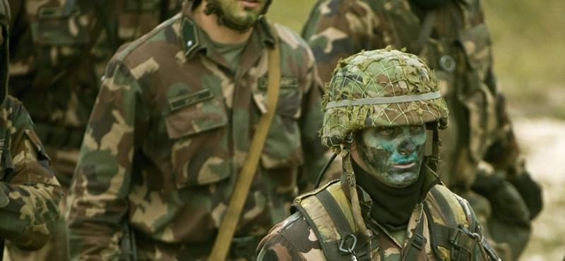 Közmunkás-toborzás: bruttó 166 ezer a kezdő fizetés a seregben