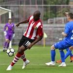 A Honvédot luxemburgi ellenfél, az Újpestet a Sevilla búcsúztatta az EL-selejtezőn