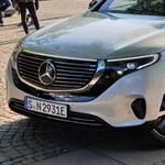 Itthon is beárazták a Mercedes első igazi villanyautóját