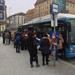 Készüljön a káoszra: szombattól pótlóbuszok járnak a 4-es, 6-os egy részén