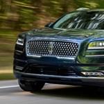 Ha már unalmas a BMW X5: itt a megújult Lincoln Nautilus