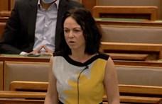 Kövér után Latorcai János is leszólta Szabó Tímeát a Parlamentben