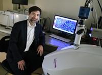 Peták István kutatóorvos: A rák ellen személyre szabott vakcinák jöhetnek