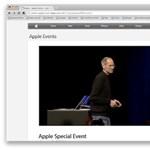 Már elérhető a tegnapi Apple bejelentés teljes videója