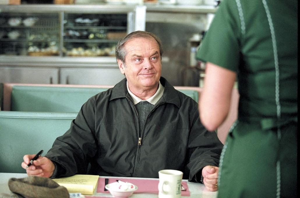 afp.2002. - Jack Nicholson a Schmidt története című filmben 2002-ben. - Jack Nicholson, nagyítás