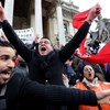 A tunéziai Berlusconi részvételével megkezdődött az elnökválasztás az arab országban