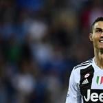 Ronaldo góljával legyőzte városi riválisát a Juventus