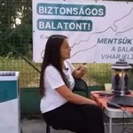 Éhségsztrájkba kezdett a Jobbik képviselője, aztán megjelent Bede Zsolt