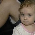 1 éves kislány életét mentette meg az anya iPhone-ja