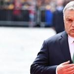Biztosi ajánlás ide vagy oda, Orbán népes gyereksereggel találkozott