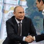 Putyin markában landolhatnak a görögök?