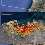 Most derült ki, hogy mekkora is volt valójában a bejrúti robbanás
