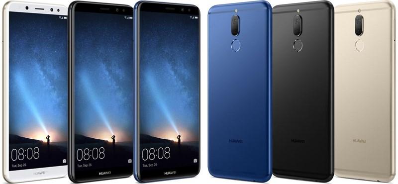 4 kamerával és fele áron jön a Huawei legújabb olcsóbb telefonja