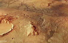 Rengést észlelt a Marson az Insight űrszonda