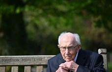 Végső búcsút vettek Sir Captain Tom Moore-tól