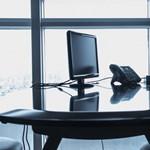 Nemcsak ülni, állni is veszélyes a munkahelyeken
