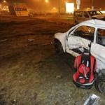 Fotókon a Liszt Ferenc repülőtérnél történt hajnali tragédia