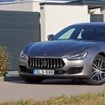 Már megint egy szentségtörés: teszten az első hibrid Maserati